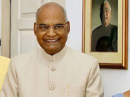 रामनाथ कोविंद :देश के 14वें राष्ट्रपति