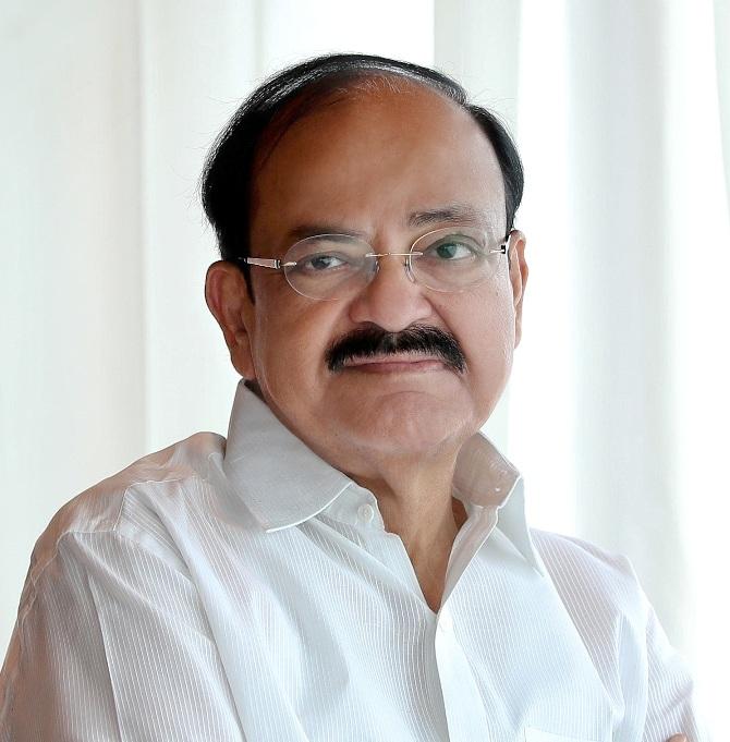 Venkaiah Naidu:IndianVice president: